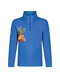 Regatta Thunderbirds Childrens/Kids Official Crosscut Fleece Jacket