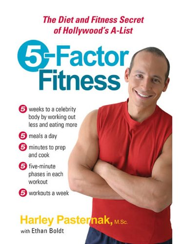 5 Factor Fitness The Diet And Secret Of Hollywoods A List By