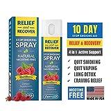 QuitGo Herbal Spray, Instant Craving Relief