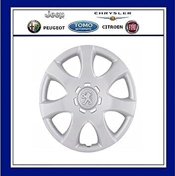 "PSA New Genuine Peugeot 107 14"" Wheel Trim Hub/Cap ..."