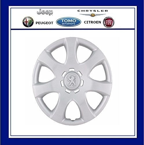 PSA 5416R3 - Tapacubos DE 35,5 cm para Peugeot 107: Amazon.es: Coche y moto