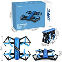 Ikevan JJRC H43WH Blue Crea 720P WIFI Camera Foldable With Altitude Hold RC Quadcopter awe-inspiring Aircraft