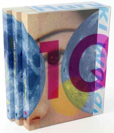 1q84: 3 Volume Boxed Set1Q84: 3 VOLUME BOXED SET by Murakami, Haruki (Author) on May-15-2012 Hardcover