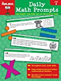 Daily Math Prompts, The Mailbox Books Staff, 1562346490