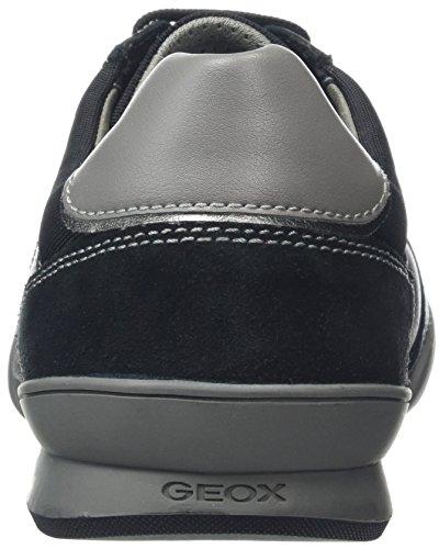 Zapatillas para Hombre Geox U Negro a Kristof tqwX0XIv