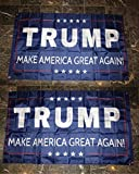 Cheap 3×5 Trump Make America Great Again 2 Faced 2-ply Wind Resistant Flag 3x5ft