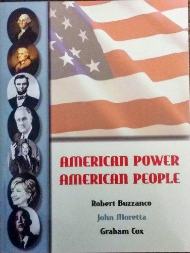 American Power, American People