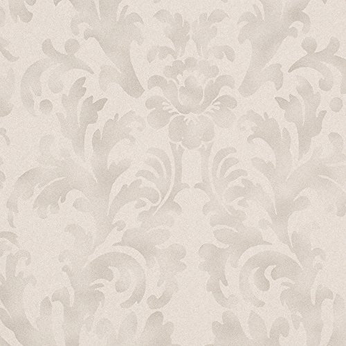 Damask Wallpaper For Walls - Double Roll - By Romosa Wallcoverings (Chic Wallpaper)