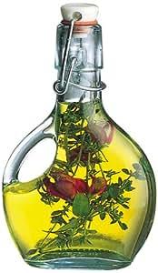 Amici Basquaise Flask Bottle, 7.5 oz - Set of 2