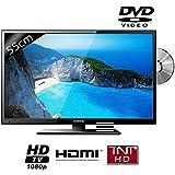 OCEANIC LED215DVD2 TV LED Full HD Combo DVD 55cm