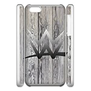 iphone 5c 3D Custom Cell Phone Case WWE Case Cover WWFF36769