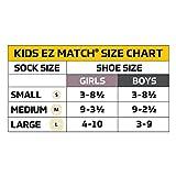 Gold Toe Big Boys' 6 Pack Athletic Quarter