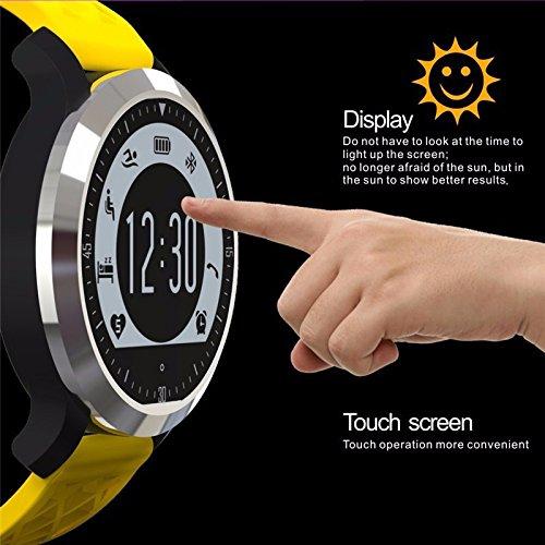 yikeshu F69 Sport Smart Watch Waterproof Bluetooth Fitness ...