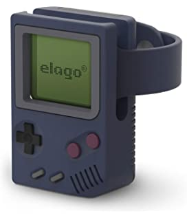 Amazoncom Elago Upgrade W3 Stand White For Apple Watch