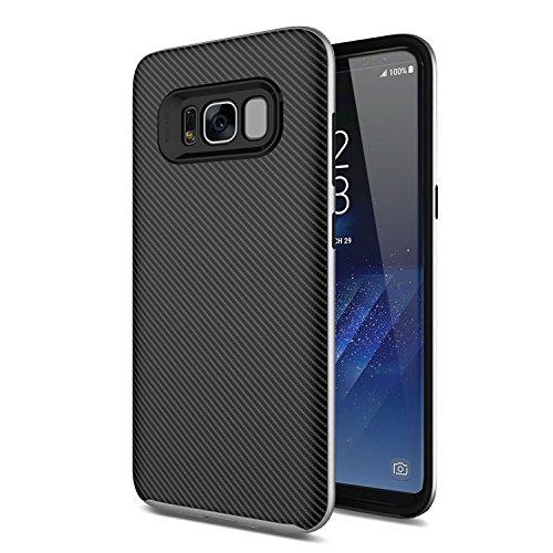 Cheap Cases Samsung S8 Carbon Fiber Case - Neo Hybrid - Samsung Galaxy -..