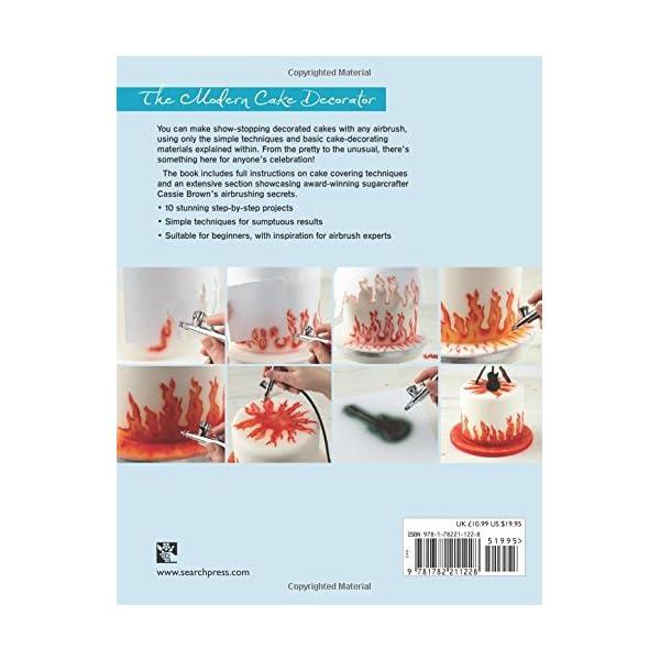 Modern-Cake-Decorator-Airbrushing-on-Cakes-Paperback–December-21-2015