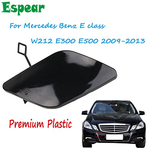Front Bumper Tow Hook Cover Cap for Mercedes Benz E class W212 E300 E500 (Mercedes Benz Bumper Cover)