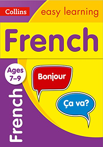 French Ages 7-9 (Collins Easy Learning)