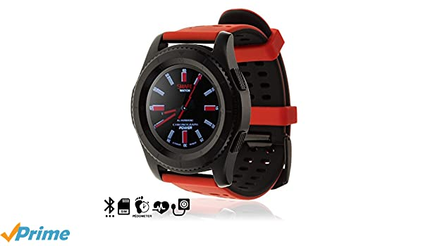 Silica DMX026RED DMX026RED - Smartwatch g8 de Pantalla ...