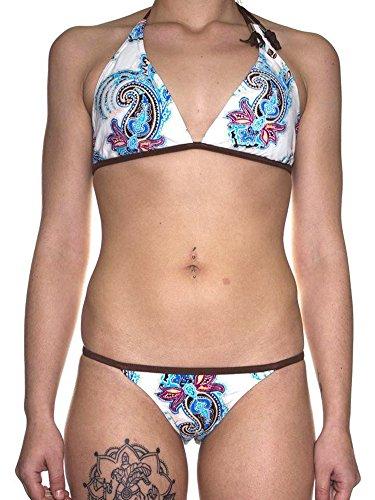 Bikini Reef Zambi Blanco