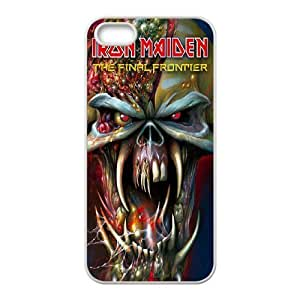 Generic Case Iron Maiden Band For iPhone 5, 5S G7Y6678519