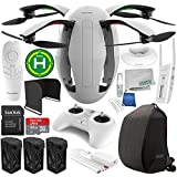 PowerVision PowerEgg Drone with 360 Panoramic 4K HD Camera and 3-axis Gimbal with Maestro + PowerVision Backpack Ultimate Accessory Bundle