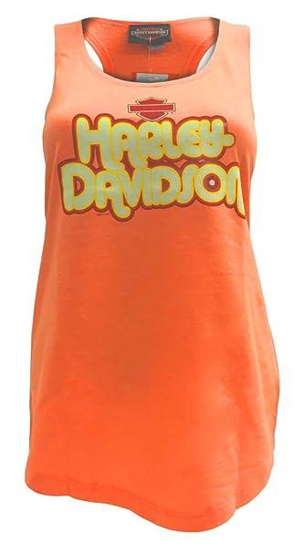 Harley-Davidson Camiseta de Tirantes Espalda Abierta de la ...