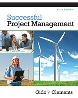 Successful project management 6th edition test bank gido clements.
