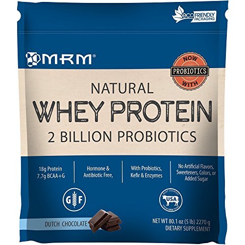 MRM Metabolic Whey Protein, Dutch Chocolate, 5lb