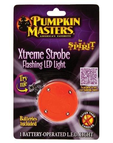 PM12-073K Pumpkin Masters Lightning Strobe Light