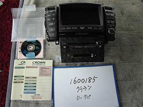 トヨタ 純正 クラウン S180系 《 GRS183 》 マルチモニター P60700-16002758 B01MRSBHKI