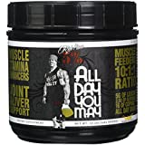 Reich Piana 5% Nutrition All Day You May BCAA & Joint Recovery Drink (Southern Sweet Tea) 17.2oz (465 Grams) 30 Servings