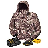 DEWALT DCHJ062C1-3XL 20V/12V Max Camo Heated Jacket Kit, 3X-Large