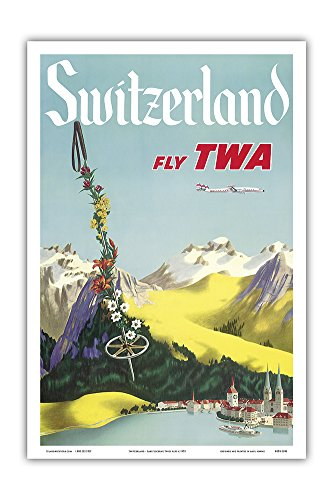 switzerland-lake-lucerne-swiss-alps-fly-twa-trans-world-airlines-vintage-airline-travel-poster-c1952