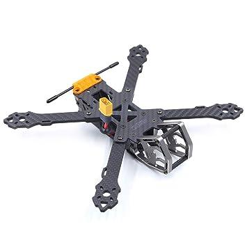 Cigooxm GEPRC GEP-KHX5 - Elegante dron de Carreras FPV de 230 mm ...