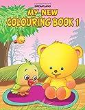 My New Colouring Book 1 (My New Colouring Books)