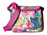 Vera Bradley Women's Iconic Stay Cooler Superbloom One Size
