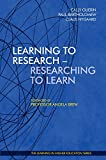 Learning to Research - Researching to Learn
