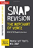 The Merchant of Venice: AQA GCSE English Literature Text Guide (Collins Snap Revision)