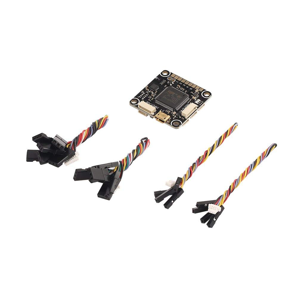 Pstars Flight Controller AnyFC RC SP Racing F7/revF7 Flight Controller 3 Channels for RC Racing Drone with 4 x Cable