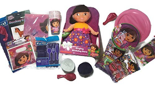 Dora the Explorer Birthday Party for 8 Including Dora as Guest of Honor! by Manna