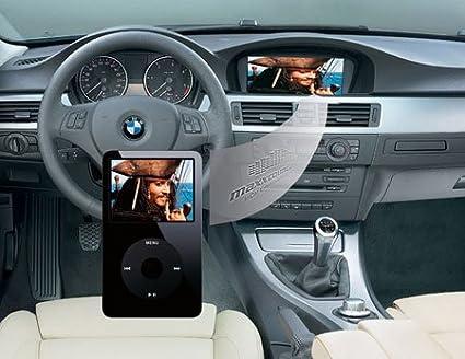 Multimedia Adapterkabel f/ür BMW mit NaviPro X5 /& Z4 /& VDO TV-Tuner f/ür 3er-Serie X3 16:9 5er-Serie