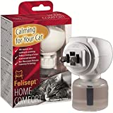Felisept Home Comfort Plug-In Diffuser and Refill Set - Calming and Tension Relief for Cats