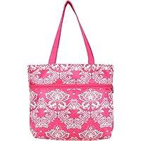 WAANII Women's Tote Bag (Wni634,Pink)