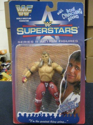 WWE WWF Superstars Series 2 - Shawn Michaels The Heartbreak Kid Wrestling Figure (1996)