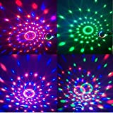 SOLMORE Disco Lights for Parties Sound Activated