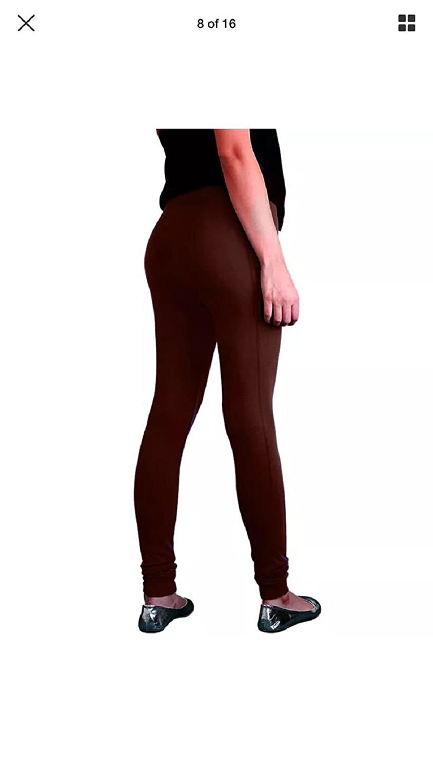 METLUQ M0D4 Winter Thick Warm Cotton Leggings Full Length Sizes UK 8-26 Multi Colours