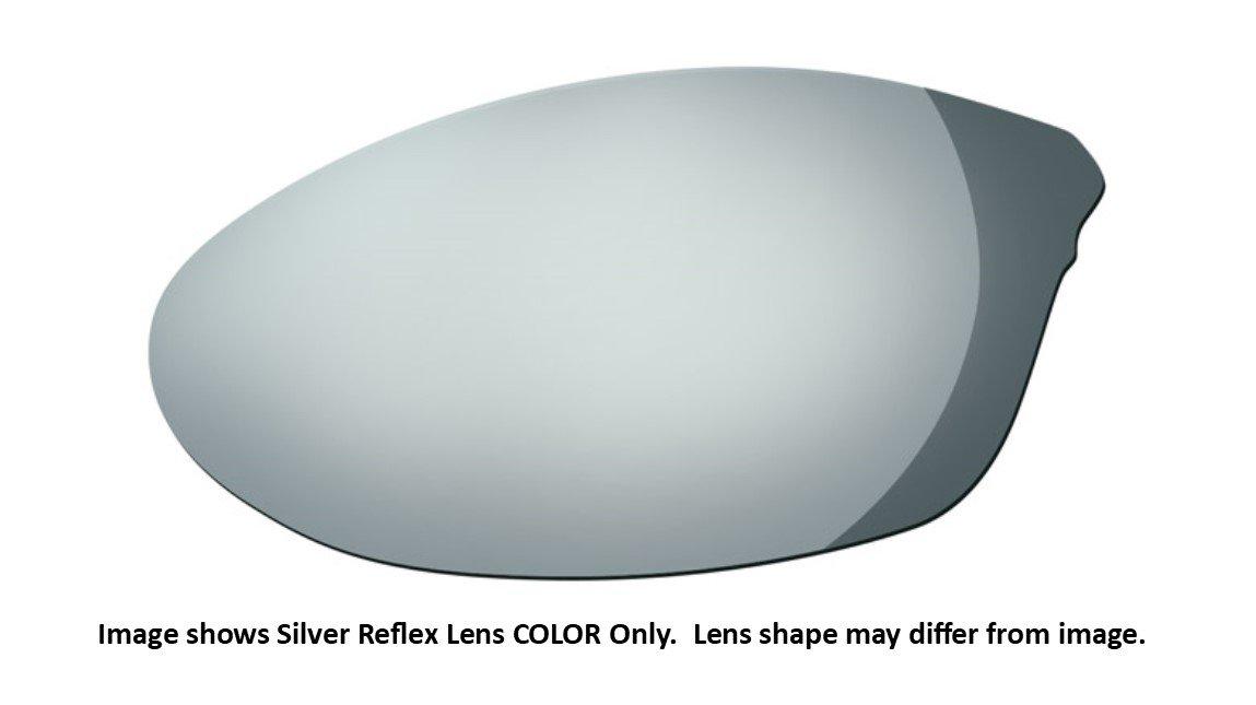 Native Eyewear Throttle Lens Kit, Polarized Silver Reflex