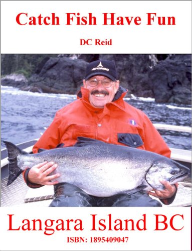 Catch Fish, Have Fun - Langara Island, BC (Coastal BC Salmon Fishing (Fish Chum Salmon)