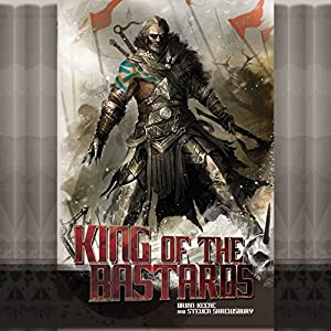 King of the Bastards Audiobook